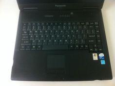 Panasonic Toughbook CF-51 Intel Core Duo 2.0 GHz 2 GBs RAM XP Pro COA