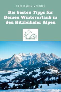 Das Pillerseetal in den Kitzbüheler Alpen in Tirol - Die schneereichste Region Österreichs mit Schneeschuhwanderungen, Winterwandern
