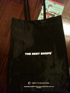 THE BEST SHOPS WELCOME SHOPPER & il bellissimo libro Chi Dice Donna Dice Tacco!!!