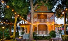 The Beaufort Inn in Beaufort, South Carolina