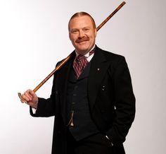 Inspector Brackenreid, Murdoch Mysteries