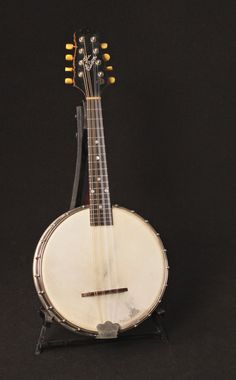 1923 Gibson MB-3 Banjo Mandolin
