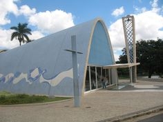 Igreja de São Francisco de Assis - Conjunto de Pampulha  Fonte: Foto: Ana Luíza Cartana