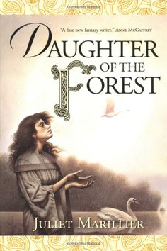 Daughter of the Forest (The Sevenwaters Trilogy, Book 1) by Juliet Marillier. I honestly think she is one of the best fantasy writers