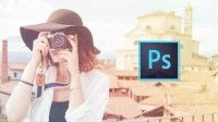 Udemys Biggest Photoshop Course - Become an expert in Photoshop with no experience or prior knowledge - Anyone can do it