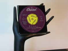 Heart I Didn't Want To Need You Collectible by ROCKANDROLLCOASTERS, $6.50