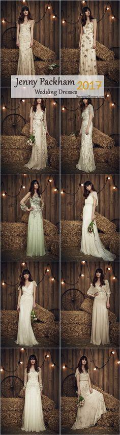 Jenny Packham Country 2017 Wedding Dresses