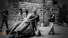 Palestinians leave or die