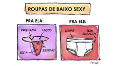 Satirinhas - Quadrinhos, tirinhas, curiosidades e muito mais! - Part 231