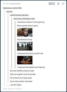 Moffat! Les Misérables style