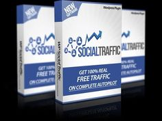 WP Social Traffic Review | WP Social Traffic Demo Discount And Huge Bonus