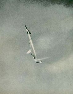 XB 70 going down after a chase plane collides and takes off part of the tail.