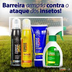 São 10 horas de proteção quando aplicado corretamente na pele! #repelente #insetos