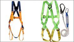 dây đai lưng bảo hộ an toàn, dây đai chống rơi và các loại dây đai an toàn dành cho công việc trên cao