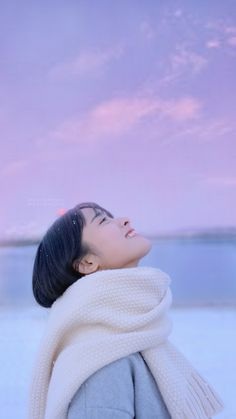 Shen Yue Purple Sky Wallpaper Edit Meteor Garden Cast, Meteor Garden 2018, New Year Concert, Shan Cai, A Love So Beautiful, Purple Sky, Chinese Actress, Totoro, Girl Photography