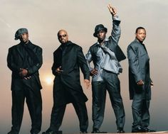 One of the top R vocal groups of the '90s, Blackstreet was founded by singer, producer, and new jack swing pioneer Teddy Riley after the breakup of his seminal trio Guy. Riley had taken a few years to concentrate on his booming production career, which saw him working with Wreckx-N-Effect, Bobby Brown, Michael Jackson, and SWV, among others.