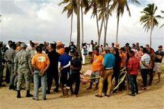 Informando24Horas.com: Se ahogan cuatro turistas en playa