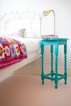 Painted table - Chalk Paint® Florence?