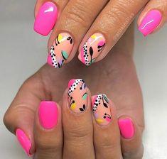 Aycrlic Nails, Cute Nails, Hair And Nails, Gel Nail Designs, Cute Nail Designs, Manicure Ideas, Pedicure, Acrylic Gel, Classy Nails
