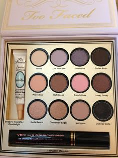 Love this make up palette.