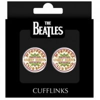 Cufflinks: The Beatles - Sgt. Peppers Lonely Hearts Club Band Logo. £11.99