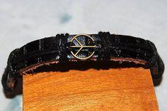 bracelet homme / femme réglable cuir et médaille de bronze,peace and