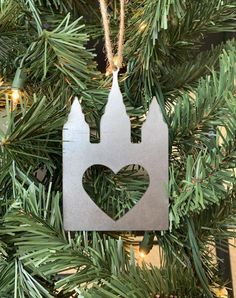 Salt Lake City UtahSteel LDS Temple Christmas Ornament | Etsy Utah Temples, Lds Temples, Anniversary Present, Salt Lake City Utah, Lds Church, Christmas Tree, Christmas Ornaments, Latter Day Saints, How To Make Ornaments