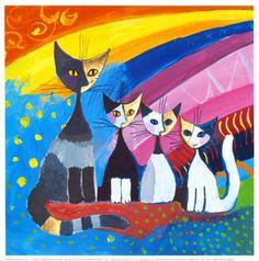 Under the Rainbow - Rosina Wachtmeister