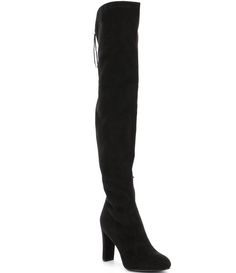 Black:Sam Edelman Kent Over-The-Knee Boots