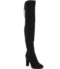 Black:Sam Edelman Kent Over-The-Knee Boots