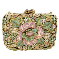 queenbee1924: Butler and Wilson jeweled clutch (via Clutch Crush ♥)