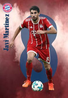Javi Martinez of Bayern Munich in Soccer Cards, Baseball Cards, Football Players, Munich, Fifa, Captain America, Superhero, Recipies, Fictional Characters