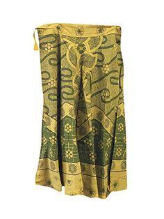 Womens Wrap Skirt Green Ethnic Printed Cotton Casual Gyps... https://www.amazon.com/dp/B01NBKIT28/ref=cm_sw_r_pi_dp_x_gTMuybHG0HSZE #skirt #bohochic #wrapskirt #bohemianstyle #gypsystyle #christmassale