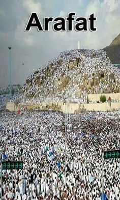 Prophet Muhammad's (PBUH) Last Sermon at Arafat Mountain during Hajj Islamic Images, Islamic Pictures, Islamic Wallpaper Hd, Quran Wallpaper, Mecca Kaaba, History Of Islam, Masjid Al Haram, Les Religions, Beautiful Mosques
