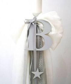 Image result for λαμπαδες φτιαγμενες με δαντελα