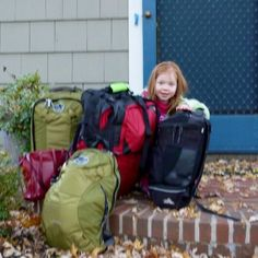 How to travel with kid(s)