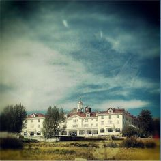 """Dying to tour The Stanley Hotel! """"The Shining"""" is based on this hotel. Definitely do not want to stay there... haha."""