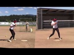 Softball Pitcher Recruiting Video | Rhaney Harris | Class of 2017 (Junior Year)…
