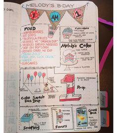 Birthday/Party Planning!