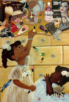 BLACK ART IN AMERICA...... Preparation by Charon Rothmiller-Cash