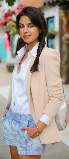 Blush N' Blue by Vivaluxury