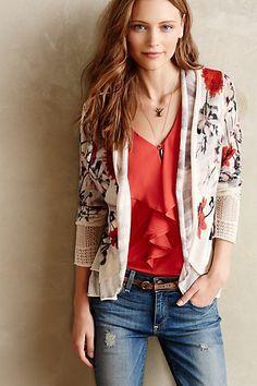 Watermark Cardi #anthrofave