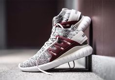 "adidas Tubular Nova Primeknit ""Texas A&M"" - SneakerNews.com"