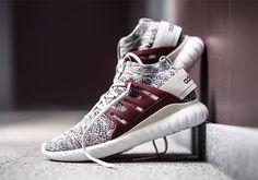 """adidas Tubular Nova Primeknit """"Texas A&M"""" - SneakerNews.com"""