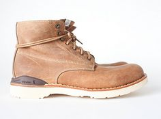 visvim Virgil Boots Kudu–Folk