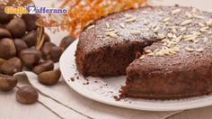 Chocolate and chestnuts cake (Italian Recipe)