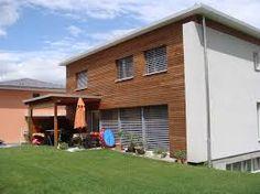 Fassadengestaltung modern braun  Bildergebnis für fassadengestaltung einfamilienhaus modern ...