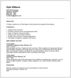 Airline Customer Service Agent Sample Resume Onebuckresume Resume Layout Resume Examples Resume Builder Resume .