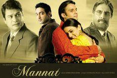Free Download Mannat (2006) Full Punjabi Movie 300MB DVD HQ Only At Downloadingzoo.com.