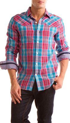 cute shirt - love the colors